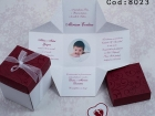 Invitații botez Iași 8023
