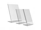suport plexiglas pliante DL 110x220mm