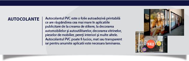 print autocolant Iași