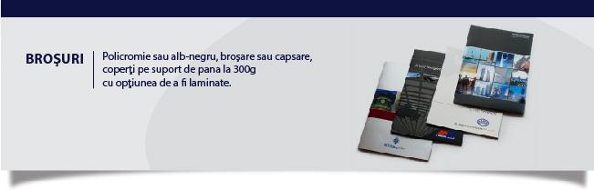 print broșuri Iași