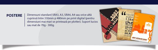 tiparire afișe Iași