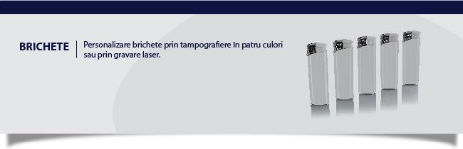 Brichete personalizate Iași