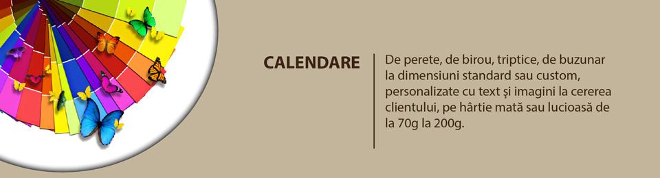 Calendare personalizate Iaşi