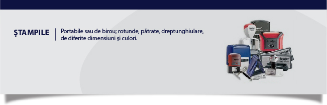 Ştampile personalizate Iași