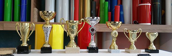 Personalizare cupe și trofee Iași