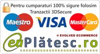Plătește online cu cardul